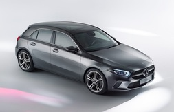 Mercedes-Benz A, Immediately deliverable car