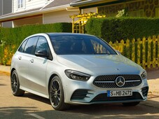 Mercedes-Benz B, Immediately deliverable car