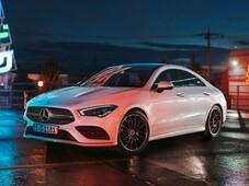 Mercedes-Benz CLA, Uusi auto