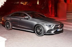 Mercedes-Benz CLS, Immediately deliverable car
