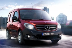Mercedes-Benz Citan, Immediately deliverable car