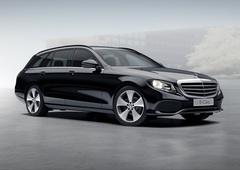 Mercedes-Benz E, Uusi auto