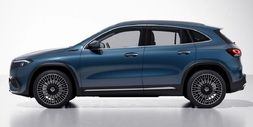 Mercedes-Benz EQA, Uusi auto