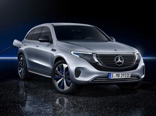 Mercedes-Benz EQC, Immediately deliverable car