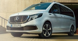 Mercedes-Benz EQV, Immediately deliverable car