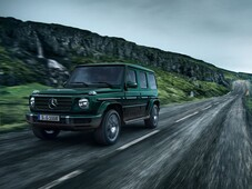Mercedes-Benz G, Immediately deliverable car