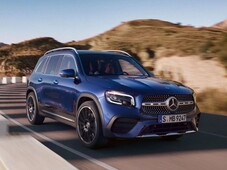 Mercedes-Benz GLB, Immediately deliverable car