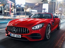 Mercedes-Benz GT, Immediately deliverable car