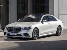 Mercedes-Benz S, Immediately deliverable car
