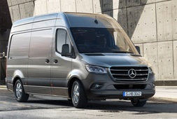 Mercedes-Benz Sprinter, Immediately deliverable car