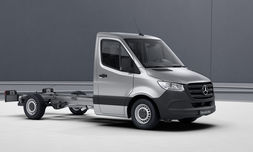 Mercedes-Benz Sprinter, Uusi auto