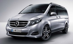 Mercedes-Benz V, Immediately deliverable car