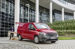 Mercedes-Benz Vito, Immediately deliverable car