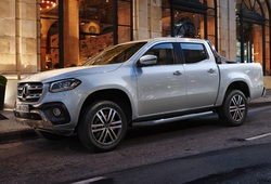 Mercedes-Benz X, Immediately deliverable car