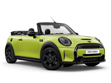Mini Cabrio, Immediately deliverable car