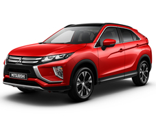 Mitsubishi Eclipse Cross, Immediately deliverable car