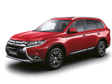 Mitsubishi Outlander, Immediately deliverable car