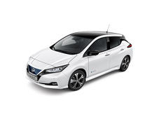 Nissan Leaf, Immediately deliverable car