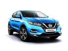 Nissan Qashqai, Uusi auto