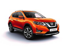 Nissan X-Trail, Immediately deliverable car