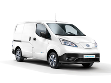 Nissan e-NV200, Immediately deliverable car