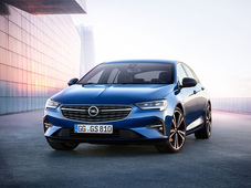 Opel Insignia, Immediately deliverable car