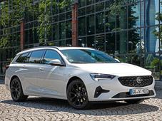 Opel Insignia, Uusi auto