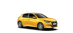 Peugeot 208, Immediately deliverable car