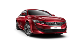 Peugeot 508, Immediately deliverable car