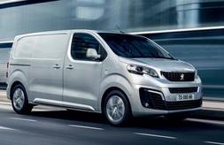 Peugeot Expert, Immediately deliverable car