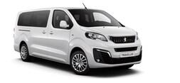Peugeot Traveller, Uusi auto