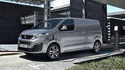 Peugeot e-Expert, Immediately deliverable car