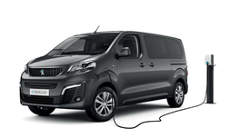 Peugeot e-Traveller, Uusi auto