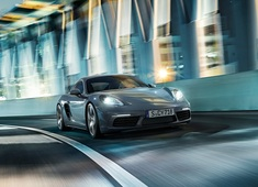 Porsche 718, Immediately deliverable car