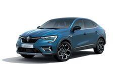 Renault Arkana, Immediately deliverable car