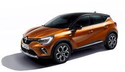 Renault Captur, Uusi auto