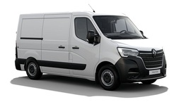 Renault Master, Immediately deliverable car