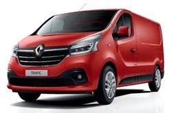 Renault Trafic, Immediately deliverable car