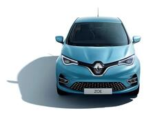 Renault Zoe, Immediately deliverable car