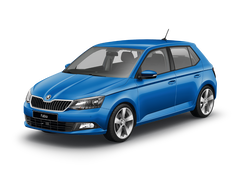 Skoda Fabia, Immediately deliverable car