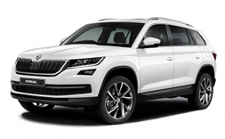 Skoda Kodiaq, Immediately deliverable car