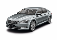 Skoda Superb, Immediately deliverable car