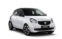 Smart Forfour, Immediately deliverable car