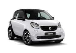 Smart Fortwo, Immediately deliverable car