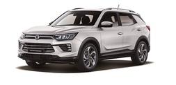 SsangYong Korando, Immediately deliverable car