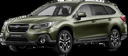 Subaru Outback, Uusi auto