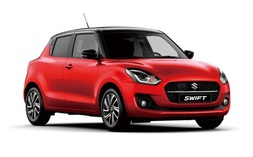 Suzuki Swift, Uusi auto