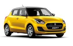 Suzuki Swift, Immediately deliverable car