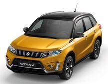 Suzuki Vitara, Uusi auto