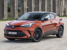 Toyota C-HR, Immediately deliverable car